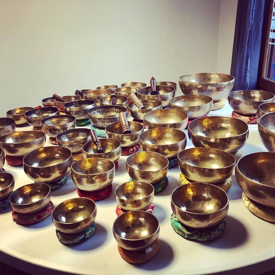 Nos bols Tibétains