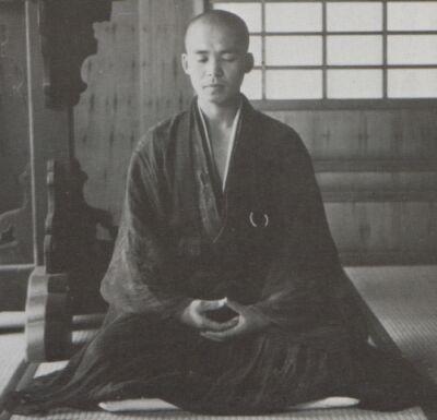 moine zen shindo